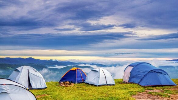 WHAT TO CONSIDER FOR A CHOICE OF CAMPSITE